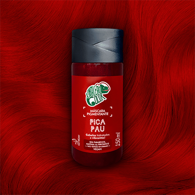 Más. Pigm. Kamaleão Color Pica Pau 150ml