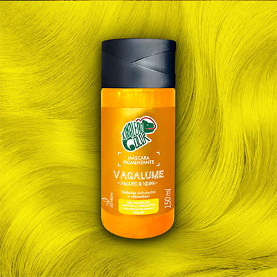 Más. Pigm. Kamaleão Color Vagalume - Amarelo Neon 150ml