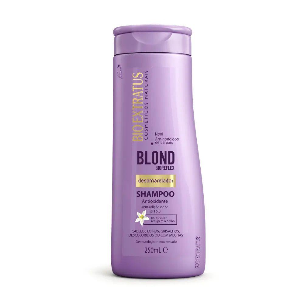 Shampoo Blond Bioreflex 250mL - BIO EXTRATUS
