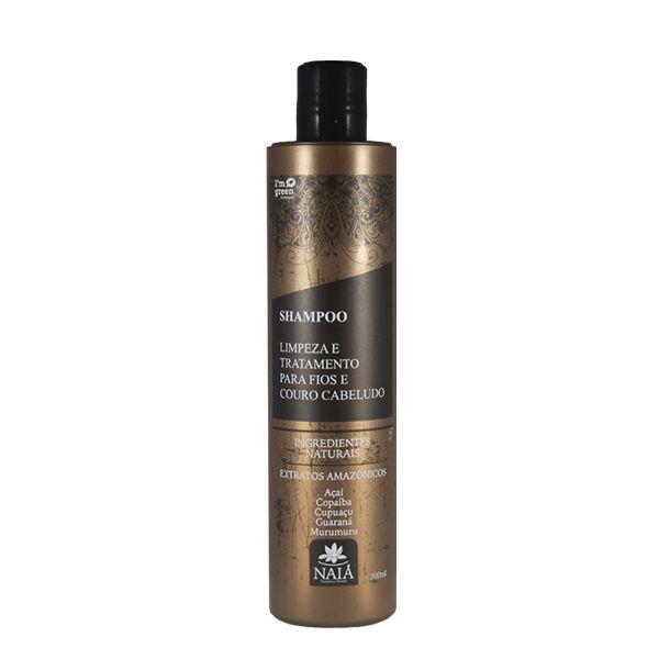 Shampoo Extratos Amazônicos Vegano