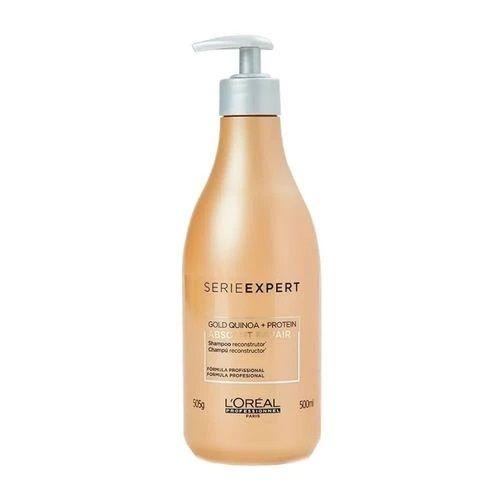Shampoo Professionnel Serie Expert  Absolut Repair Gold Quinoa+Protein 500ml - L'Oréal