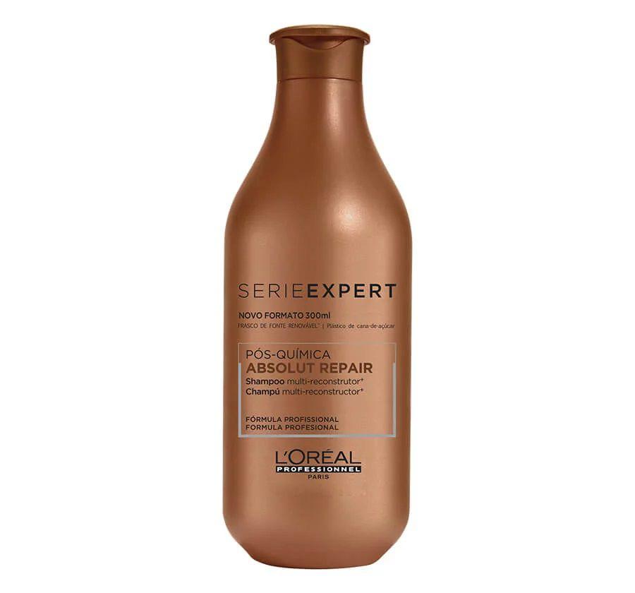 Shampoo Professionnel Serie Expert  Absolut Repair Pós-Química 300ml - L'Oréal