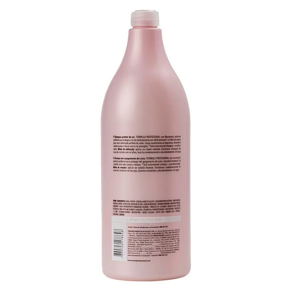 Shampoo Professionnel Serie Expert  Vitamino Color 1500ml - L'Oréal