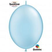 BALÃO 12 POLEGADAS Q-LINK LIGHT BLUE - UNITÁRIO - QUALATEX #65333U