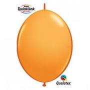 BALÃO 12 POLEGADAS Q-LINK  OURO DOURADO - PC 50 QUALATEX #65245