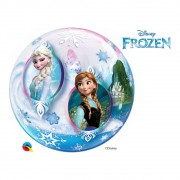 BALÃO BUBBLE FROZEN DA DISNEY - 22 POLEGADAS  - QUALATEX #32688