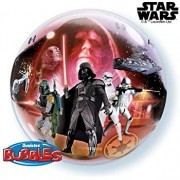 BALÃO BUBBLE STAR WARS REBELS - 22 POLEGADAS QUALATEX #10589
