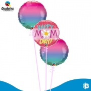 BUQUE HAPPY MOM DAY OMBRE