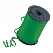 FITILHO VERDE ESMERALDA - QUALATEX BALLOON RIBBON - 450 METROS #29441