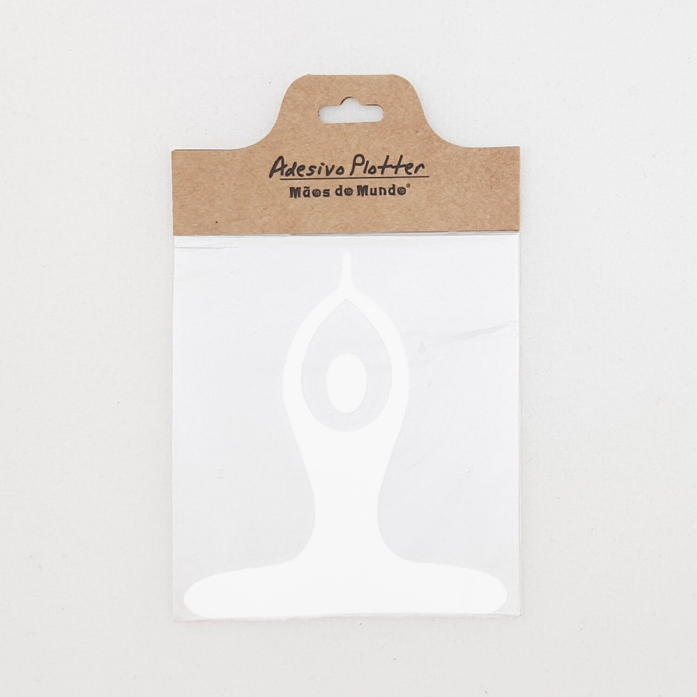 Adesivo Yoga - Foto 4