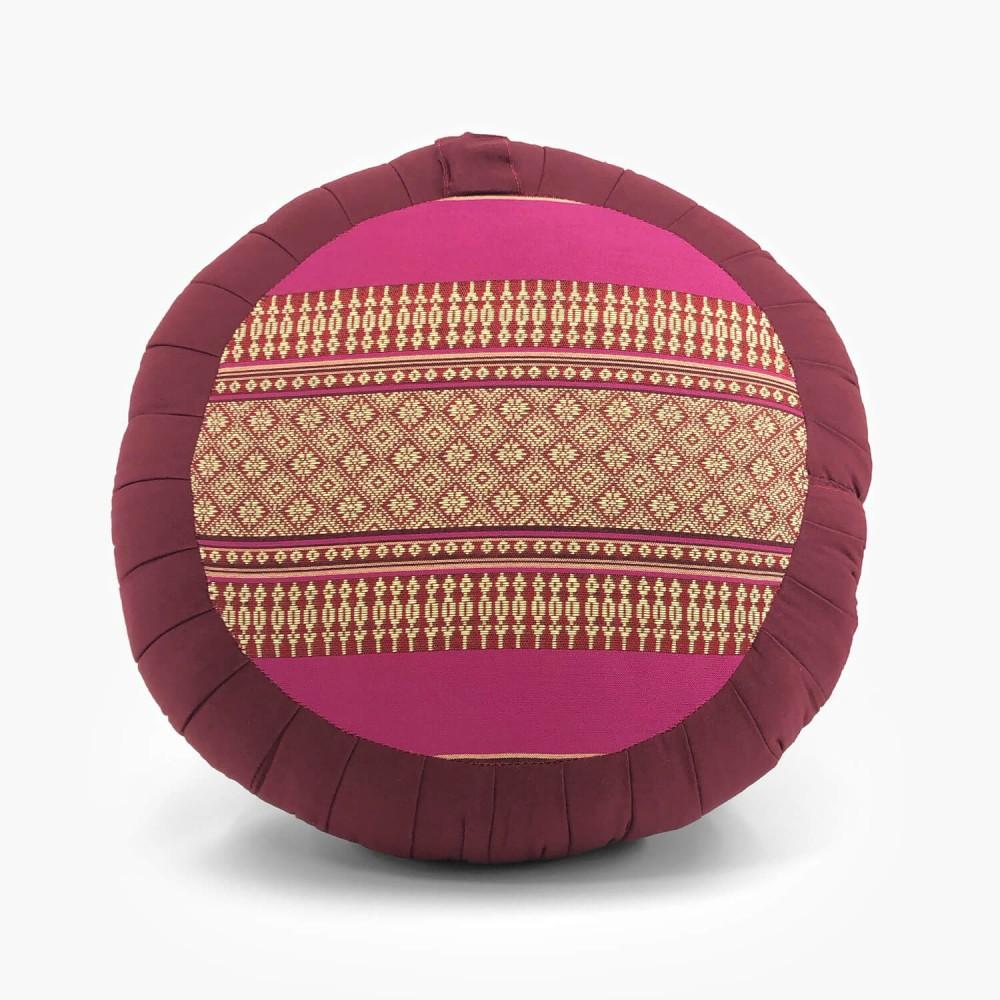 Almofada Meditação Redonda (padronagem) - Foto 9