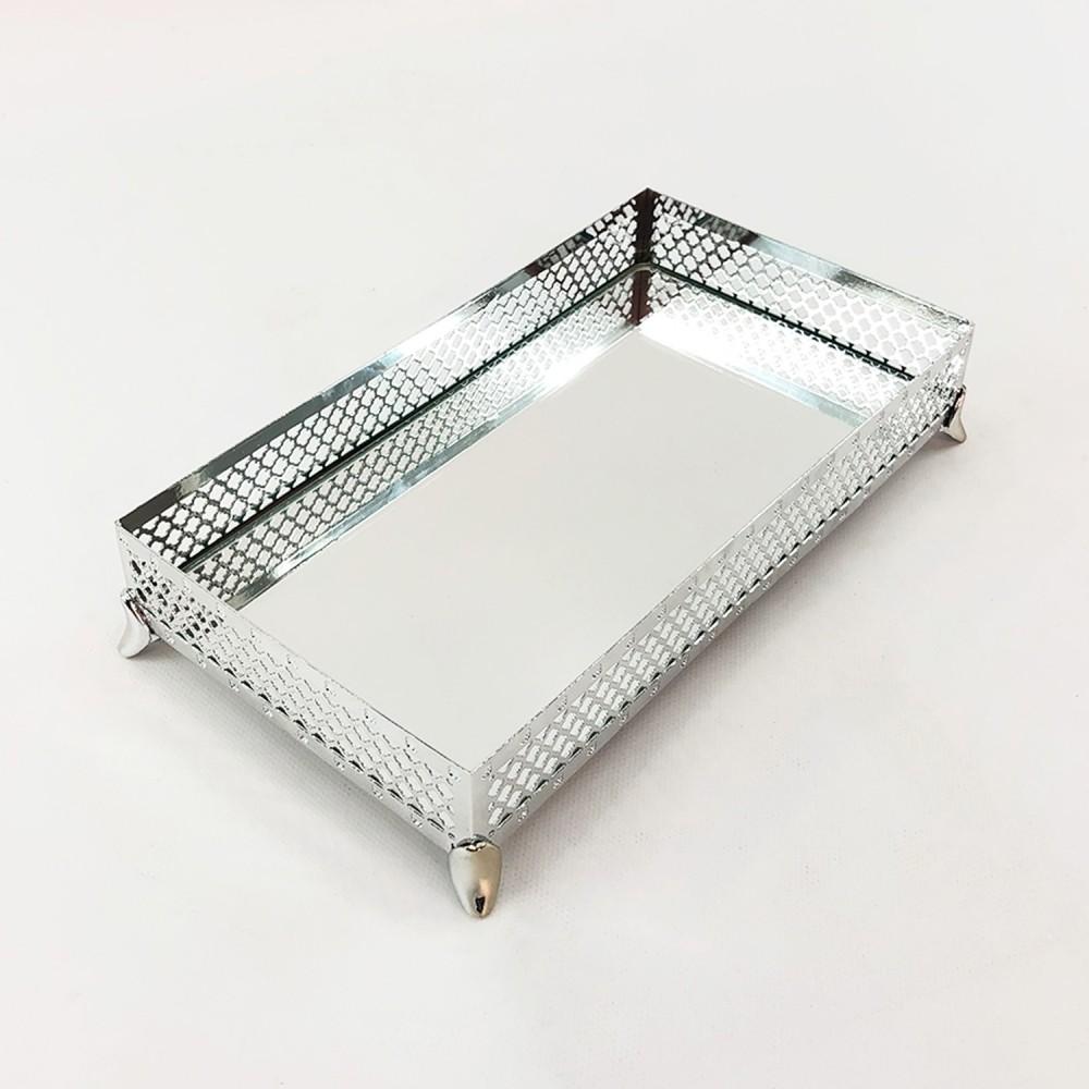 Bandeja espelhada retangular  - Foto 10