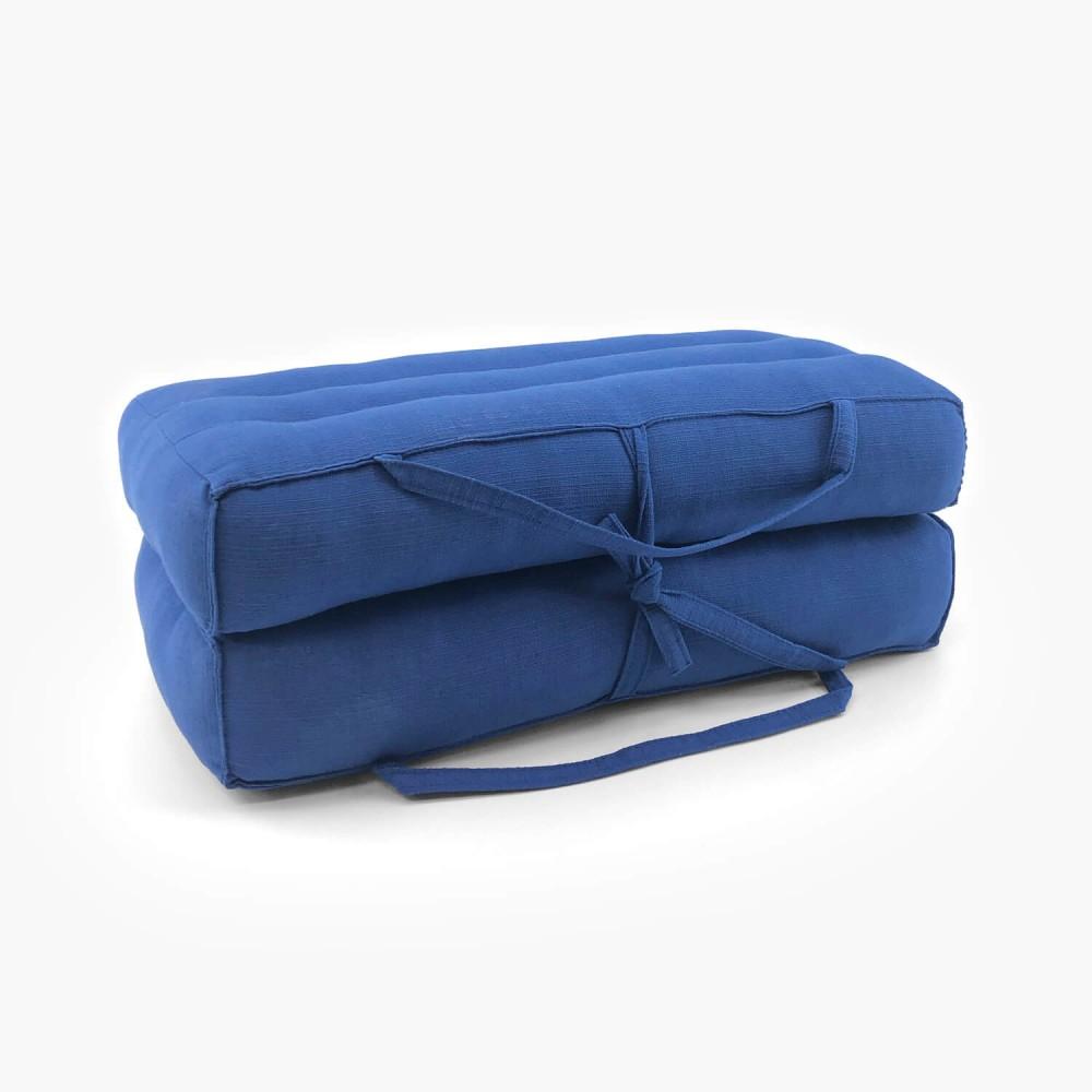 Almofada Meditação Bloco Dobrável (lisa) - Foto 7