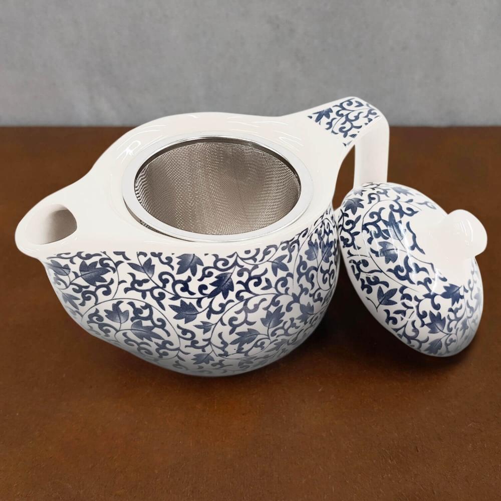 Bule de Chá - azul celeste - Foto 2