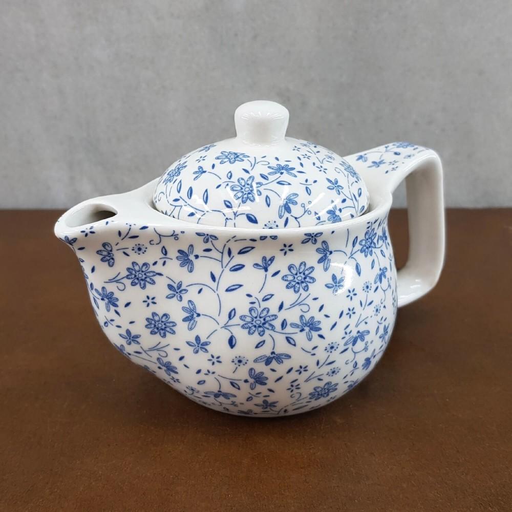 Bule de Chá - azul claro - Foto 1