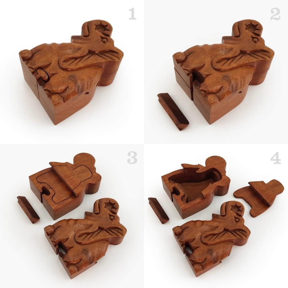 Caixa Secreta Elefante  - Foto 2