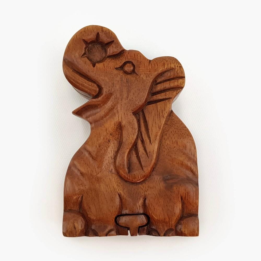 Caixa Secreta Elefante  - Foto 3