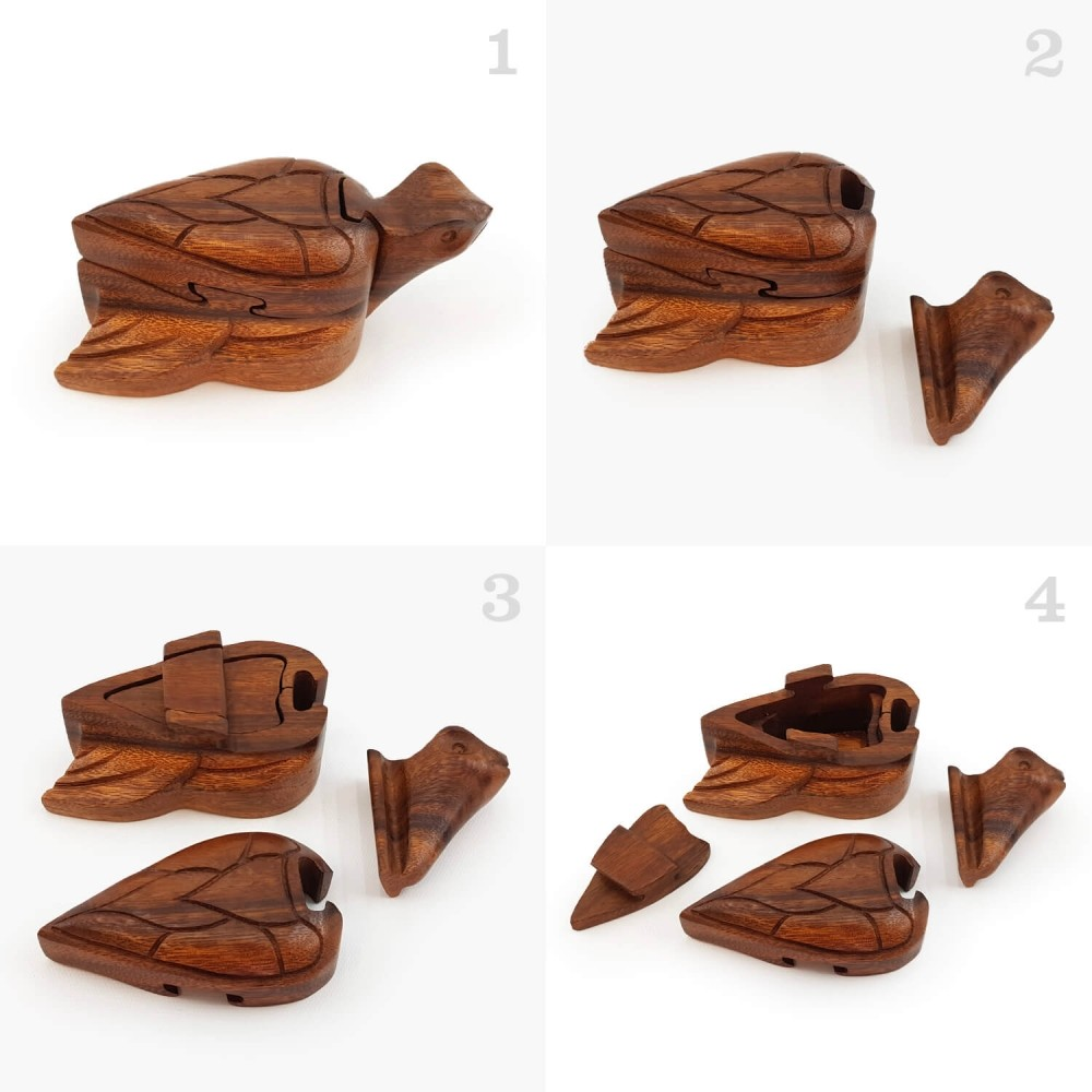 Caixa Secreta Tartaruga - Foto 3