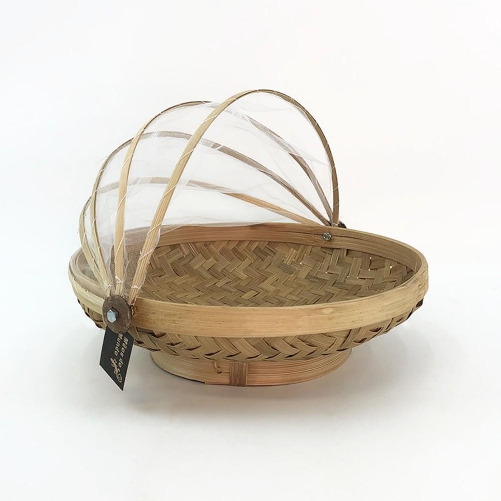 Cesto Bambu (fundo oval) - Foto 5