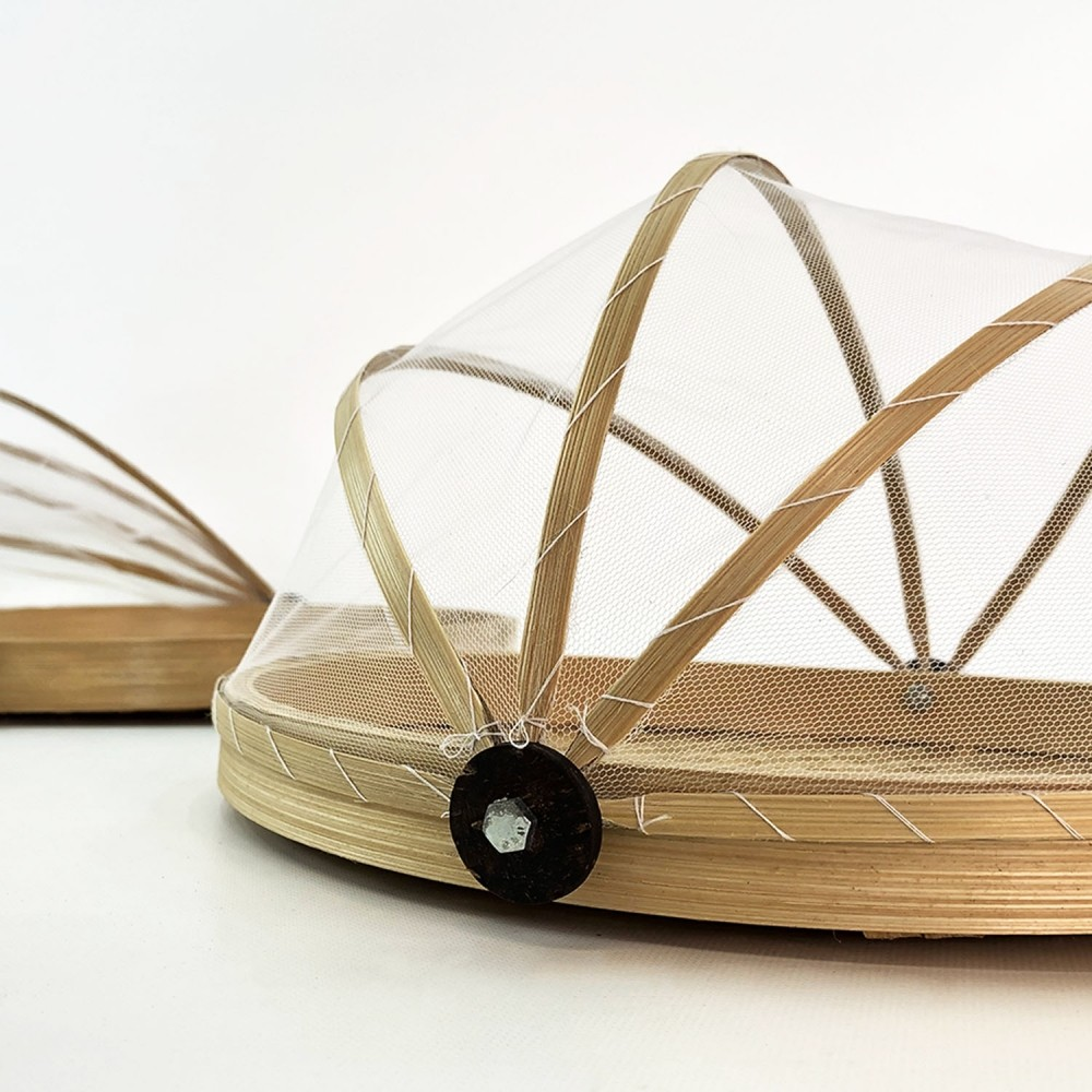 Cesto Bambu (fundo reto) - Foto 3