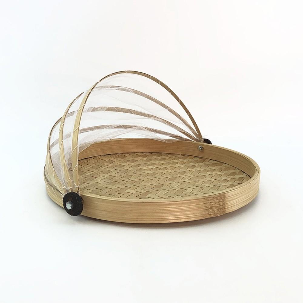 Cesto Bambu (fundo reto) - Foto 5