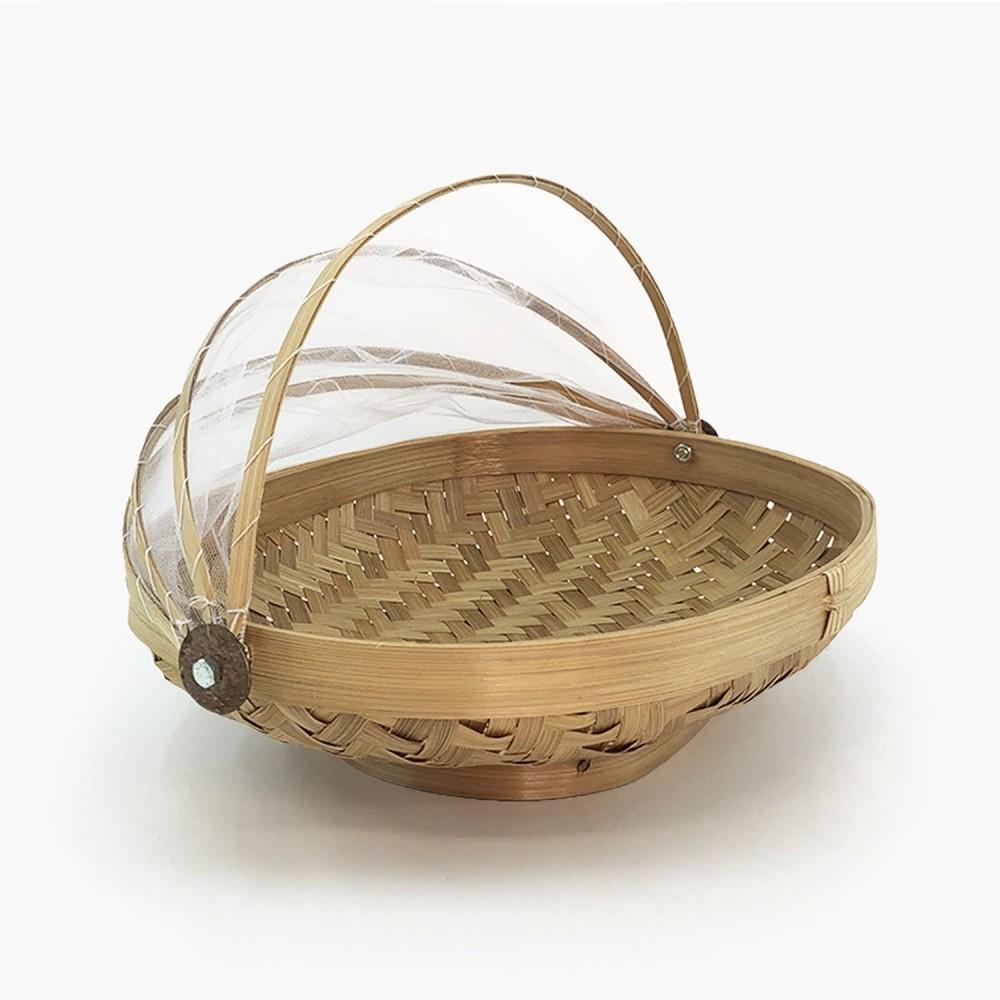 Cesto Bambu (oval) - Foto 1