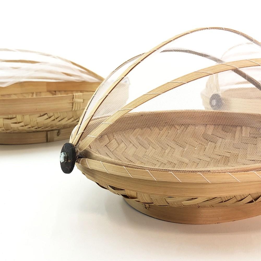 Cesto Bambu (oval) - Foto 3