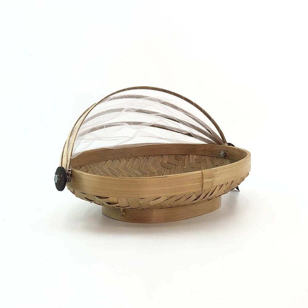 Cesto Bambu (oval) - Foto 5