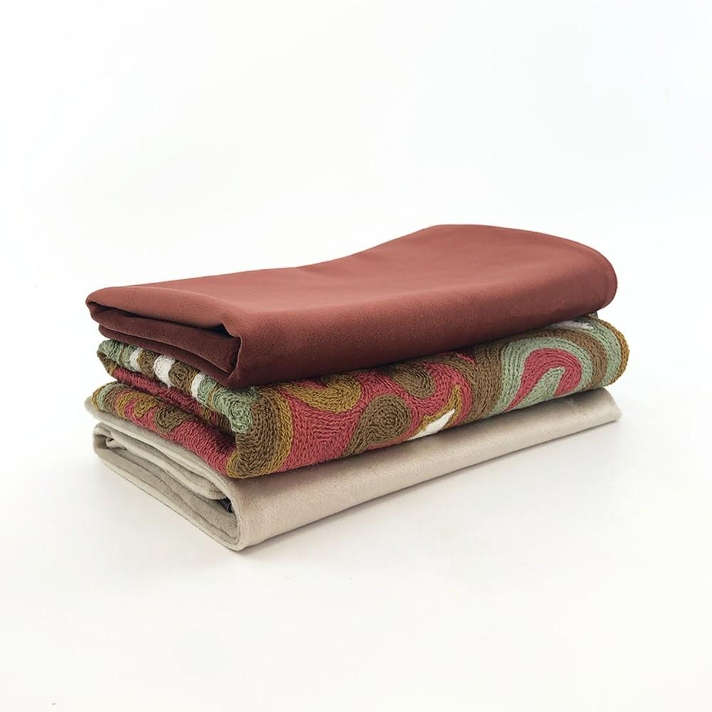 Conjunto 3 capas de almofadas - Foto 2