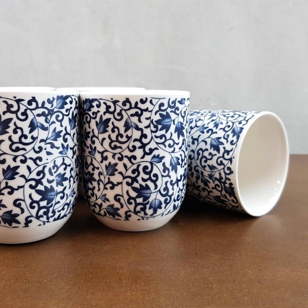 Conjunto de Chá - azul cobalto - Foto 3
