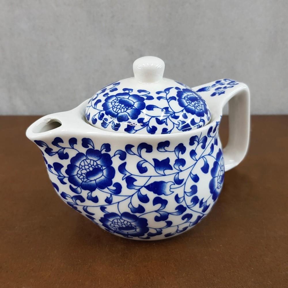 Bule de Chá - azul navy - Foto 1