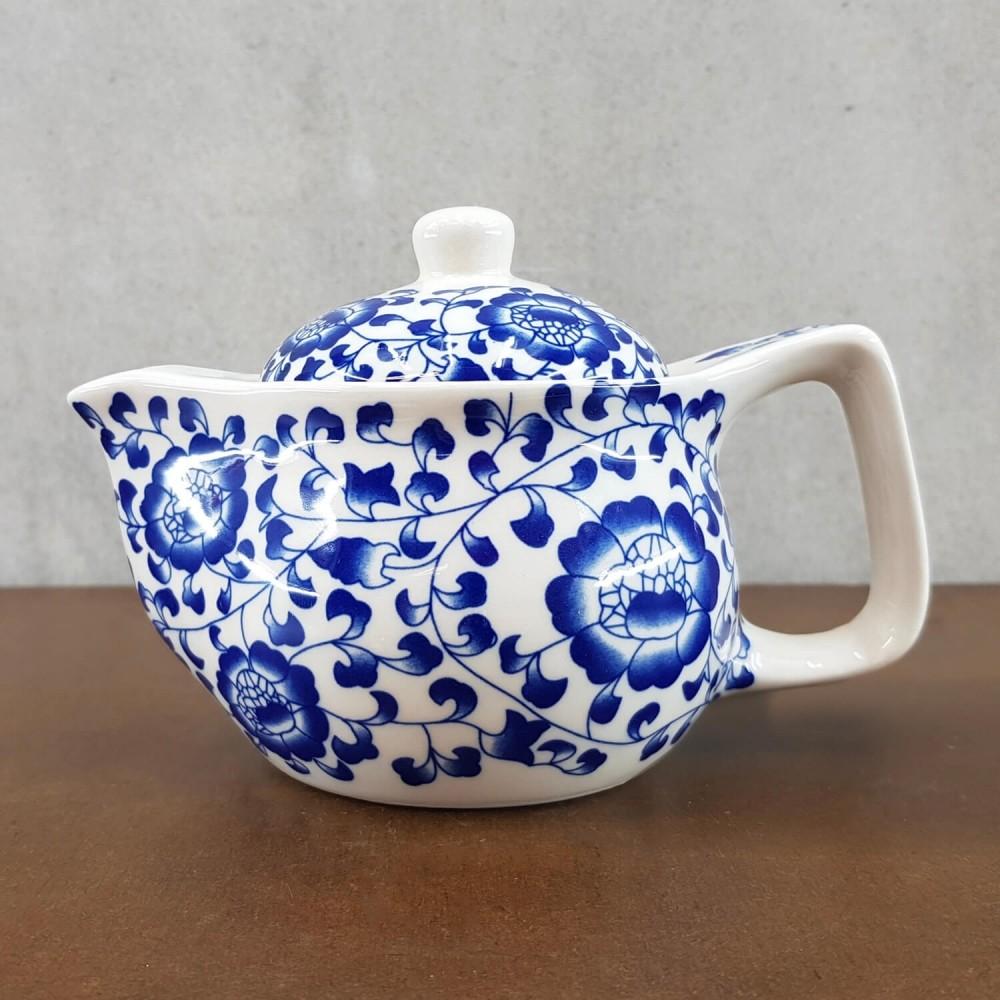 Bule de Chá - azul navy - Foto 3