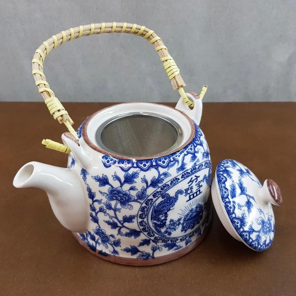 Conjunto de Chá - azul royal - Foto 2