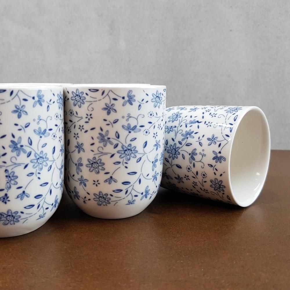 Conjunto de Chá - azul claro  - Foto 3
