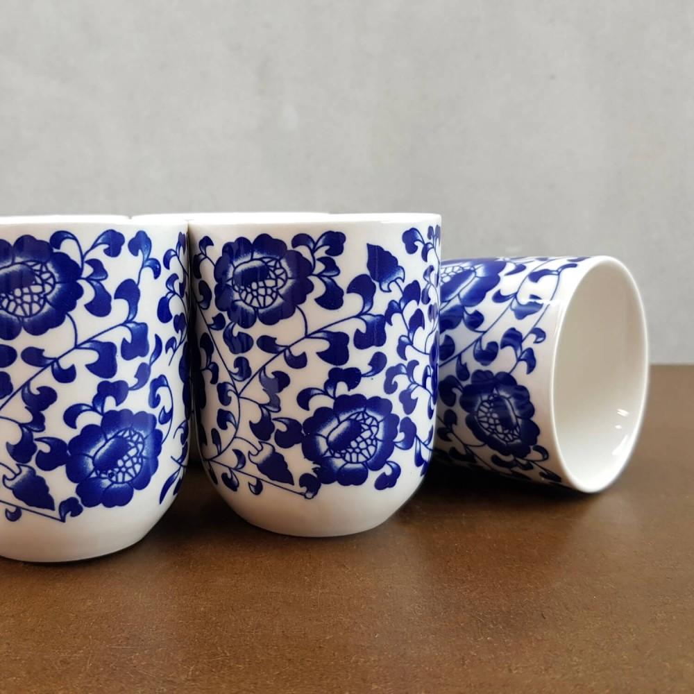 Conjunto de chá - azul índigo  - Foto 3