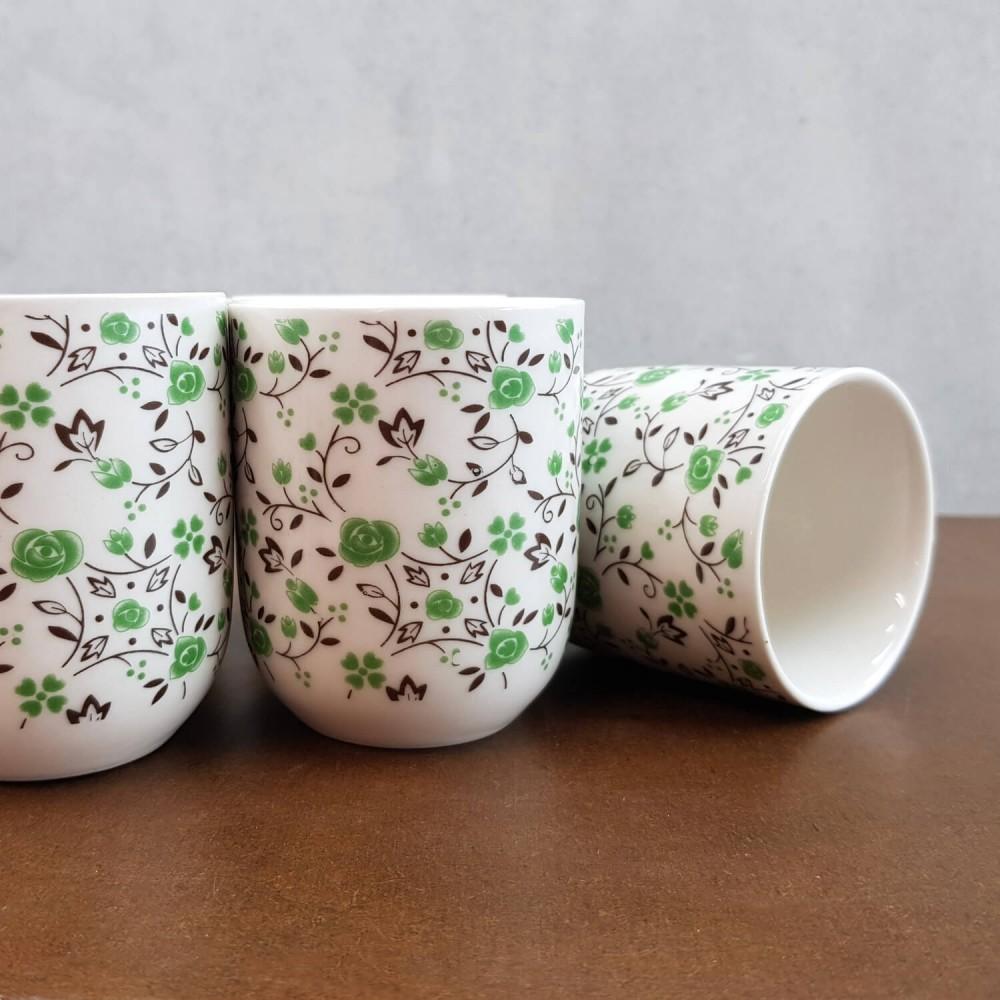 Conjunto de Chá - verde - Foto 3