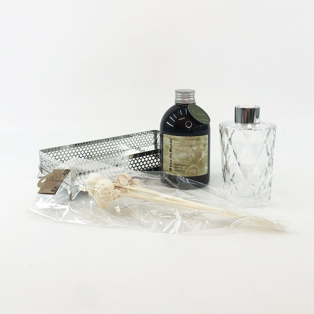 Conjunto difusor de aromas  - Foto 2