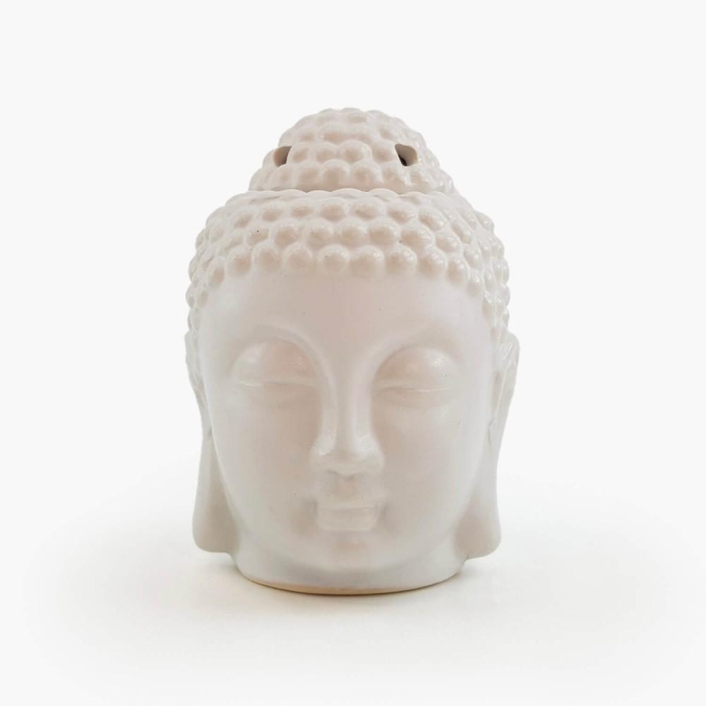 Difusor Rechaud Buda Branco - Foto 1