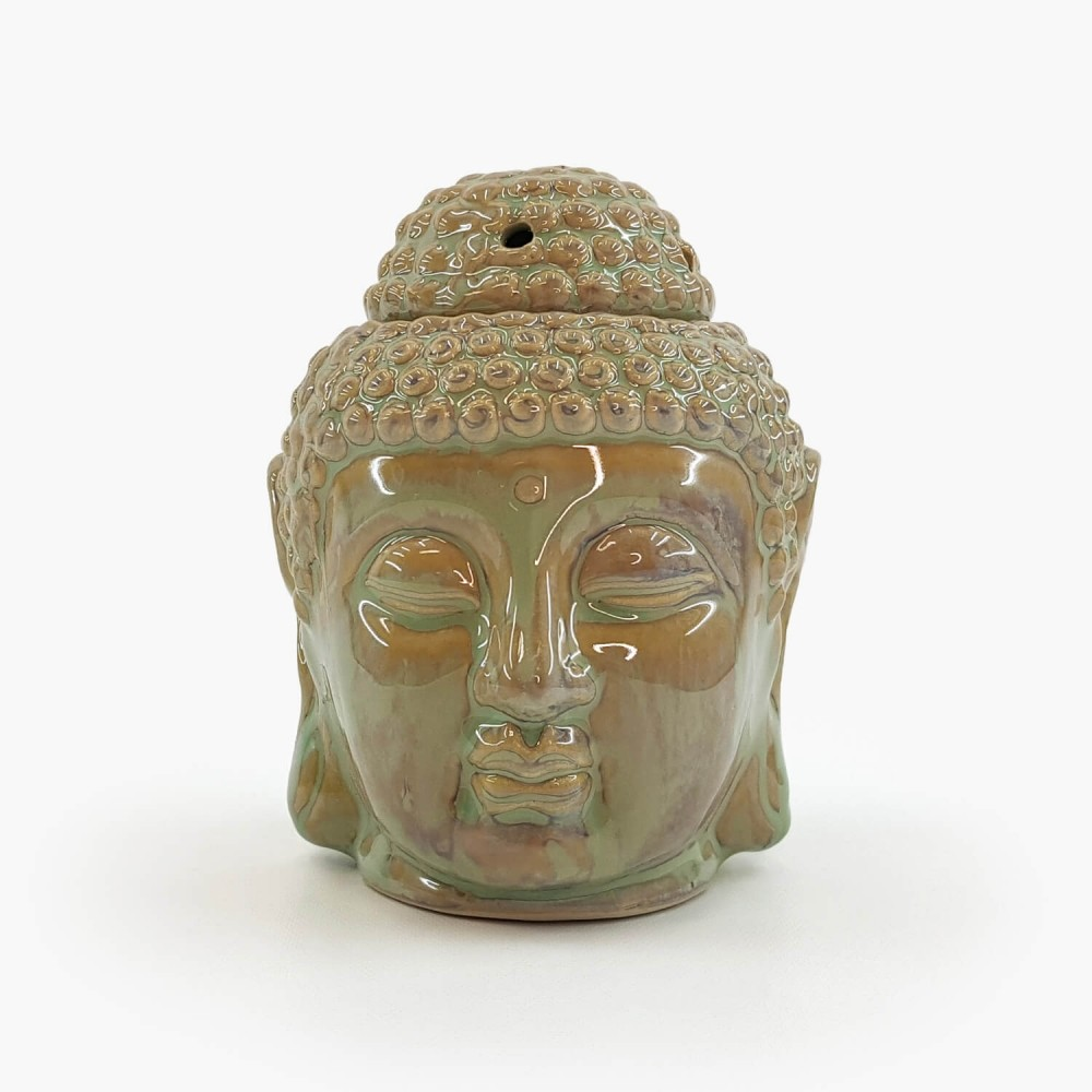 Difusor Rechaud Buda Verde - Foto 1