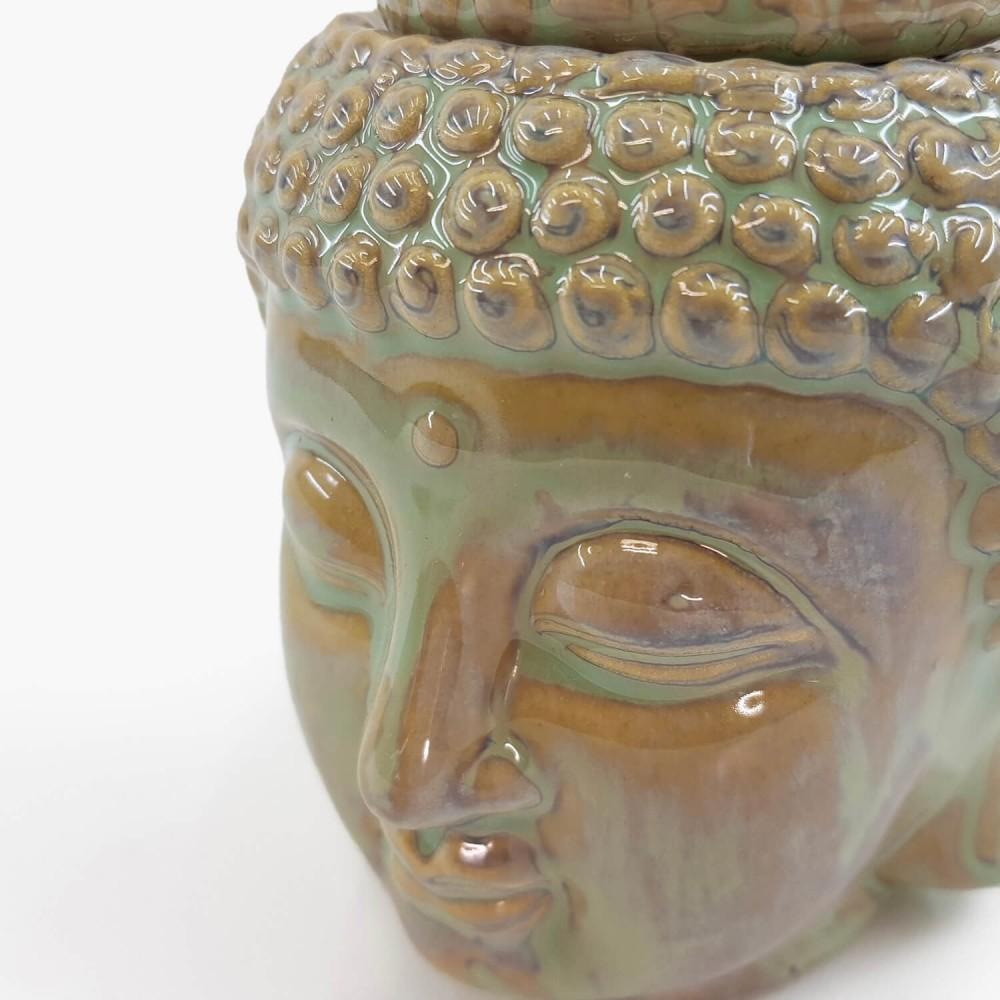 Difusor Rechaud Buda Verde - Foto 2