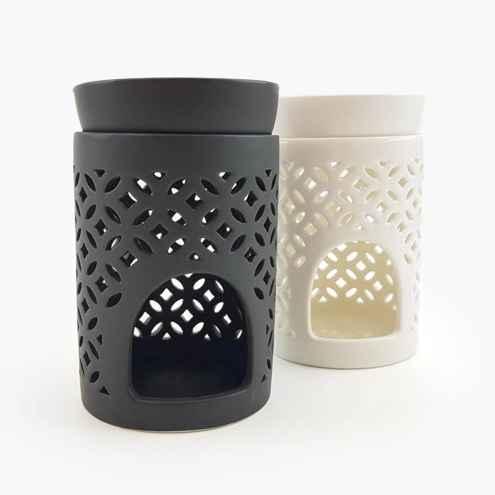 Difusor Rechaud Cerâmica 13cm - Foto 1