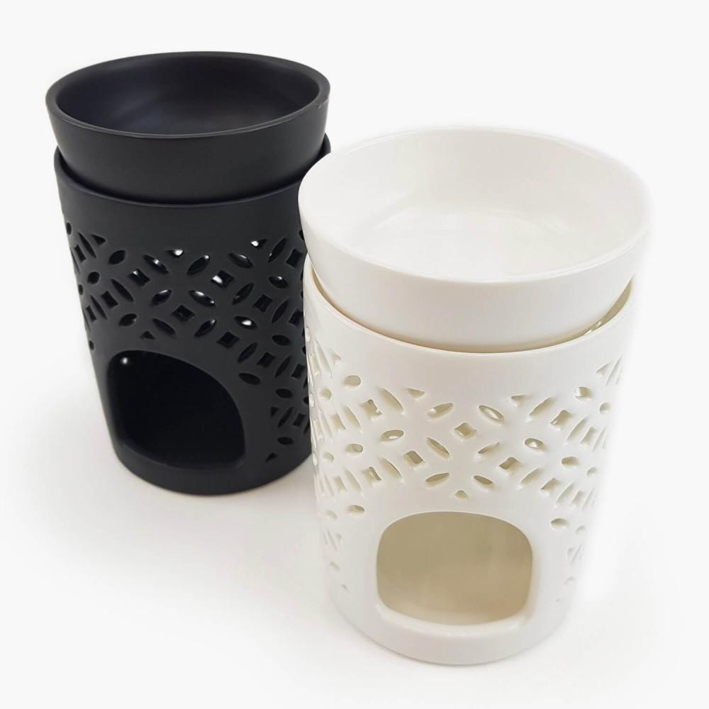 Difusor Rechaud Cerâmica 13cm - Foto 2