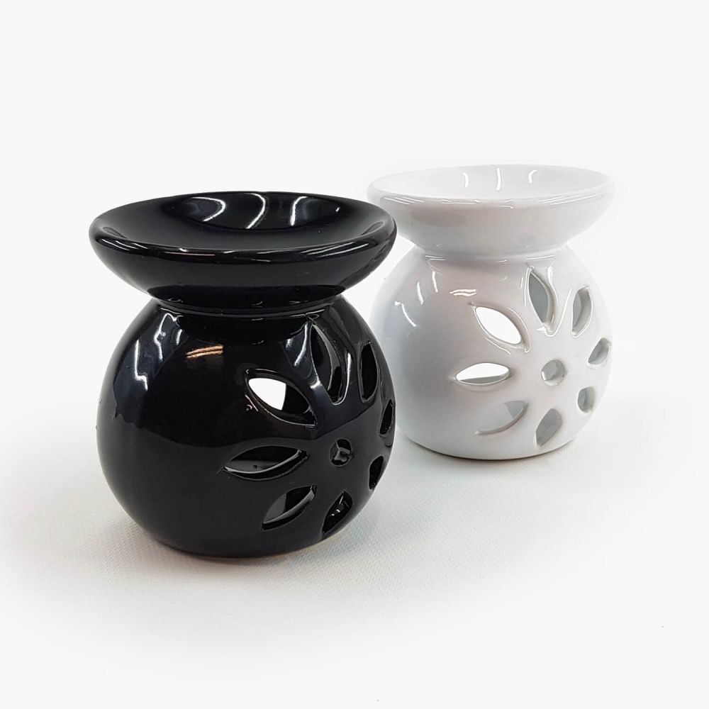 Difusor Rechaud Cerâmica 8cm - Foto 2