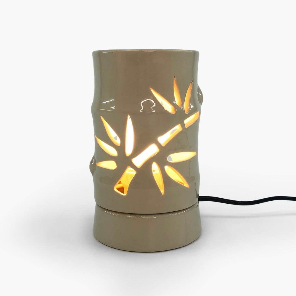 Difusor Cerâmica Luminária - Foto 1