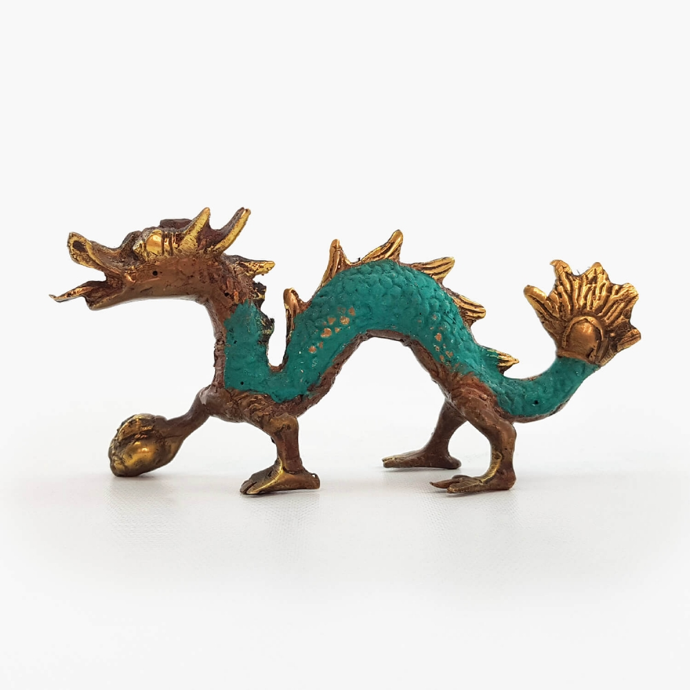 Dragão 15cm - Foto 1