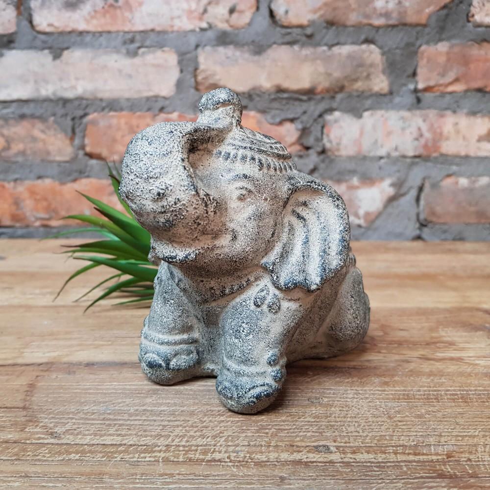 Elefante 12cm - Foto 2