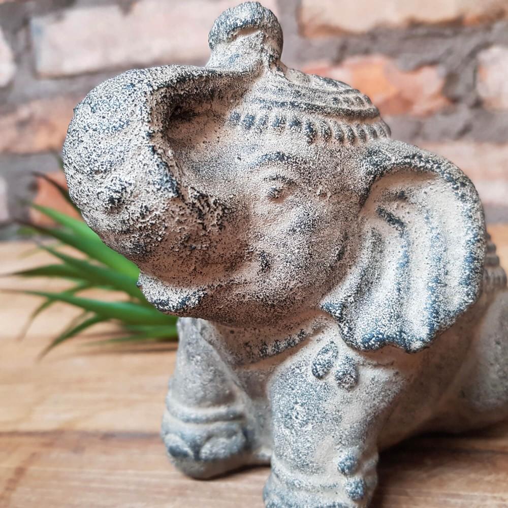 Elefante 12cm - Foto 5