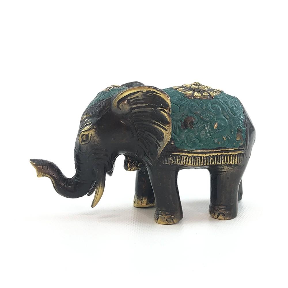 Elefante Turquesa - Foto 2