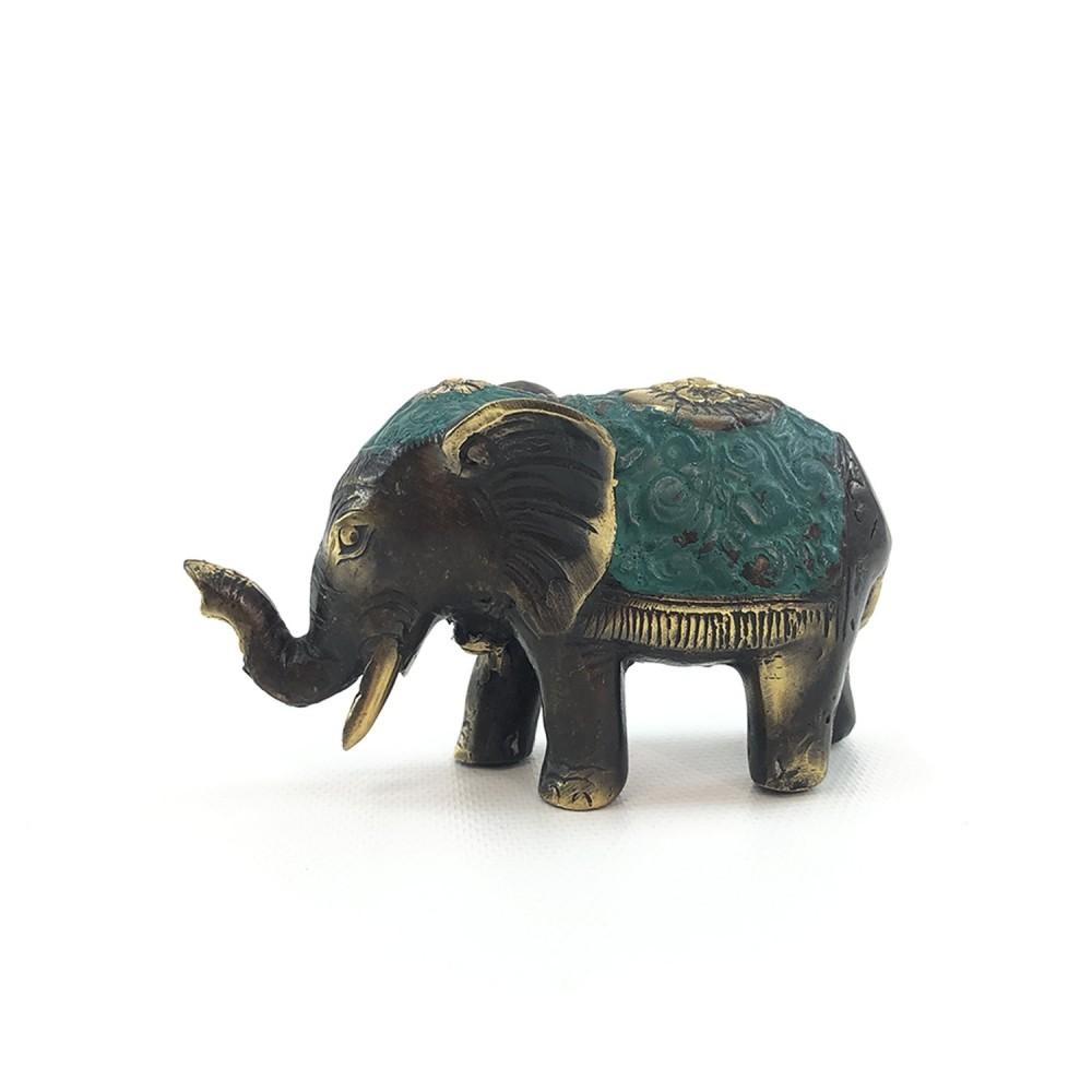Elefante Turquesa - Foto 5