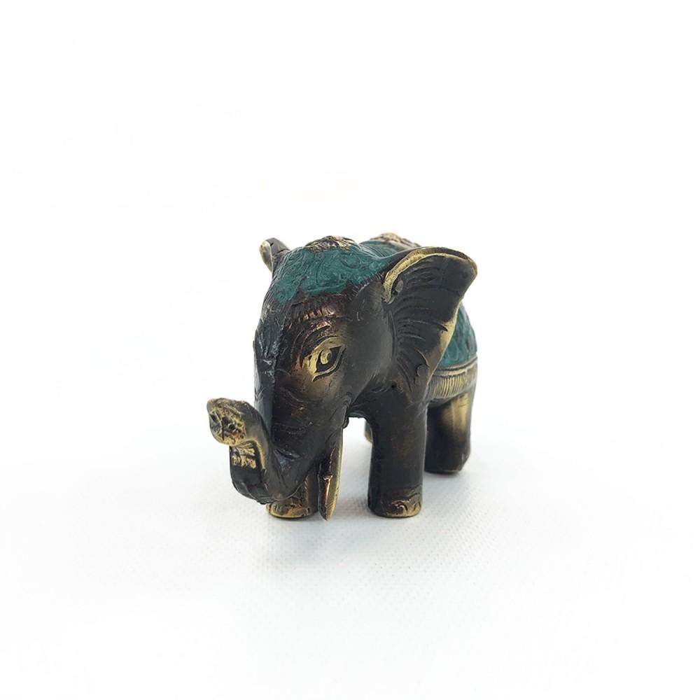 Elefante Turquesa - Foto 6